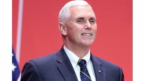 Mike Pence named Donald Trump's running mate