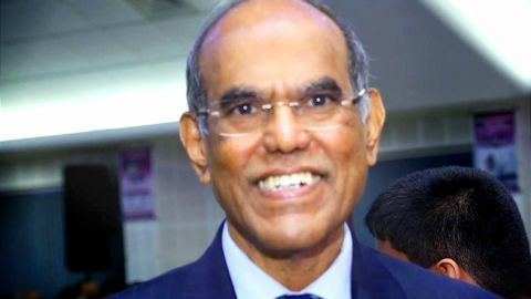 Subbarao unveils memoirs: Who moved my interest rate?