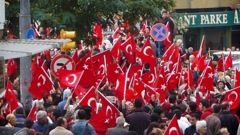 Turkish army faction attempts a coup; 60 dead