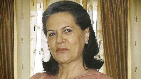 Ex-Congress veteran levels charges at Sonia Gandhi
