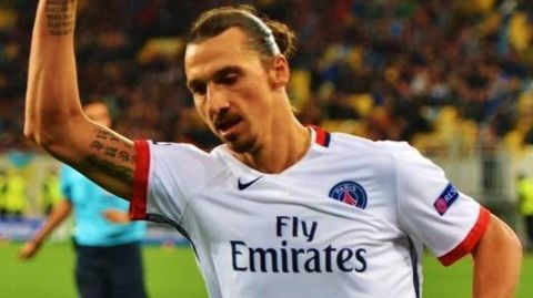 I will be the God of Manchester : Zlatan