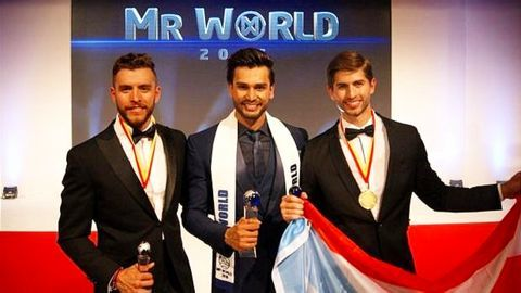 Mr. World 2016: India's very own, Rohit Khandelwal
