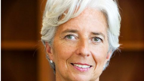 The highs and lows of Christine Lagarde