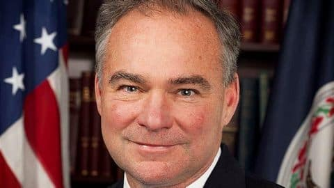 Tim Kaine to be Hillary Clinton's running mate