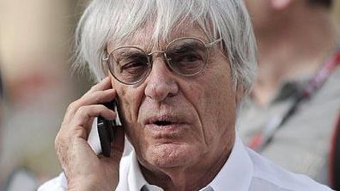 Kidnappers want $36.5m for Formula One chief's mother