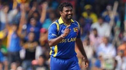 Muttaiah Muralitharan in ICC Cricket Hall of Fame