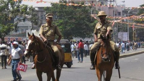 Indian police fall short by at least 500,000 personnel