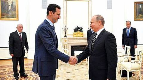 Russia has been a key ally to Syria