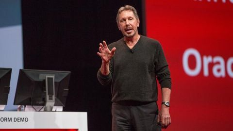 NetSuite, Oracle and Larry Ellison