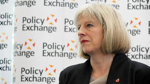 PM May attempts to limit the number of student visas
