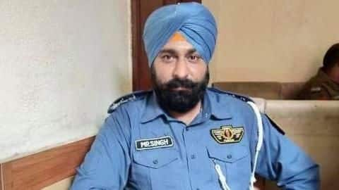 Pakistan's first Sikh police officer thrashed in Lahore