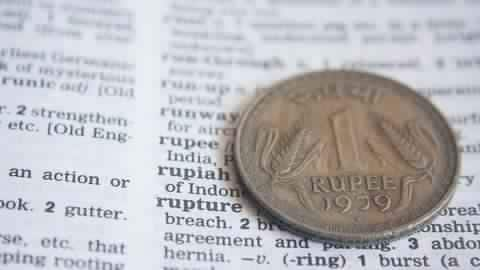 Rupee plunges to fresh record low of 73.77 against dollar