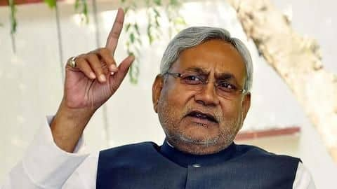Youth must join politics for public-service, not gains: Nitish Kumar