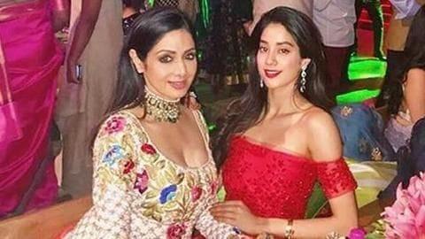 Sridevi wanted Janhvi to do film like 'Sairat'