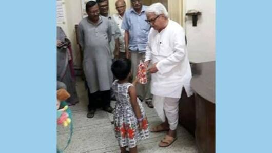 4-year-old donates piggy-bank savings to Kerala relief fund