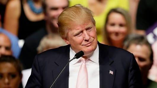 Trump mocks #MeToo movement