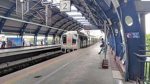 Civil services aspirant attempts suicide at metro station