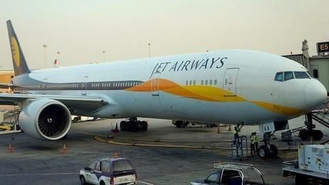 Jet Airways flight from Riyadh skids beyond runway