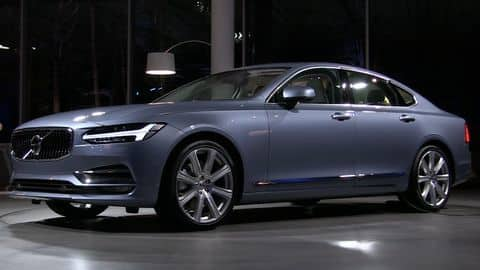 Volvo India to start manufacturing hybrid cars from 2019