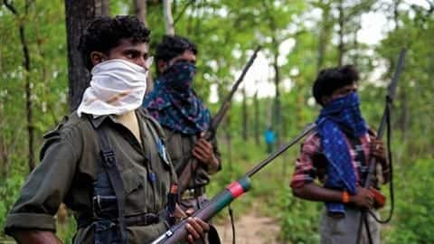 Chhattisgarh: 16 Naxals, including 2 women, arrested from Sukma district