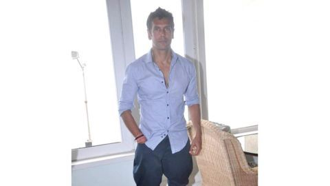 Milind Soman: Pushing the limits