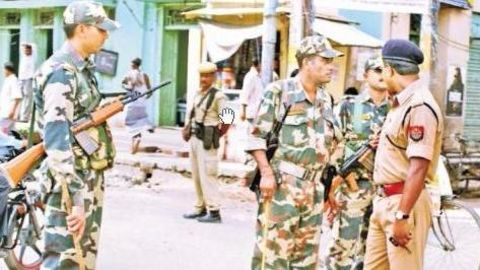 Terror attack in Assam