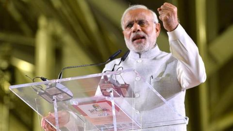 Key points of Modi's townhall