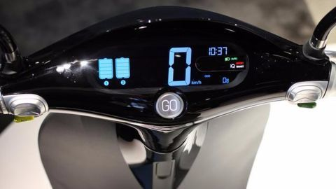 Gogoro's Electric Smart Scooters