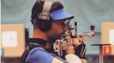 Bindra placed 4th, misses on medal