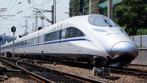 China to launch world's fastest train