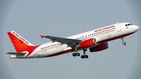 Air India looking on the bright side