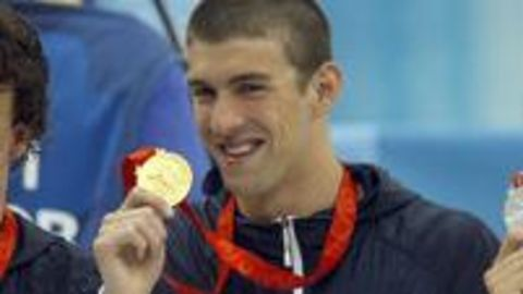 Phelps ebbs towards retirement after the 23rd Gold