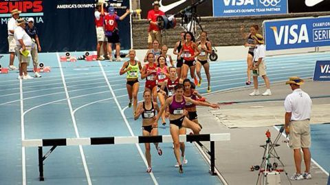 Lalita Babar finishes tenth in steeplechase final