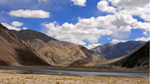 Ancient camping site discovered in Ladakh
