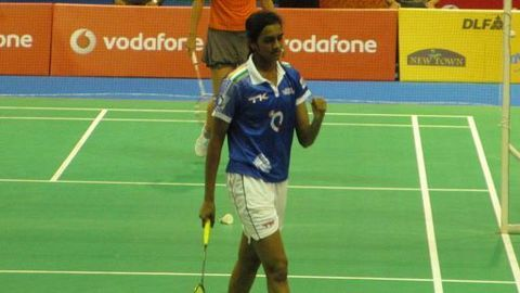 PV Sindhu shocks World's No 2, enters semi-finals!