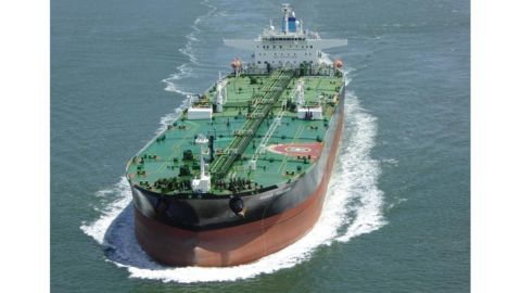 Malaysia's oil products tanker- Vier Harmoni