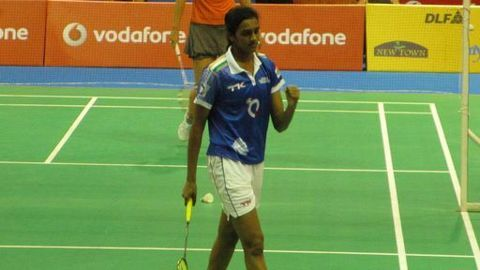 PV Sindhu storms into finals, wins Silver