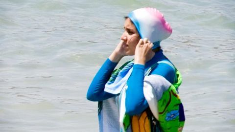 Burkini bans in France amid tensions