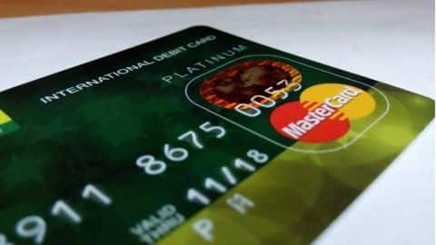 Government to bear debit, credit card payment transaction costs