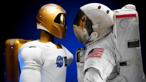 Astronauts to get AI robot as assistant