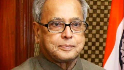 President Pranab Mukherjee appoints new State Governors