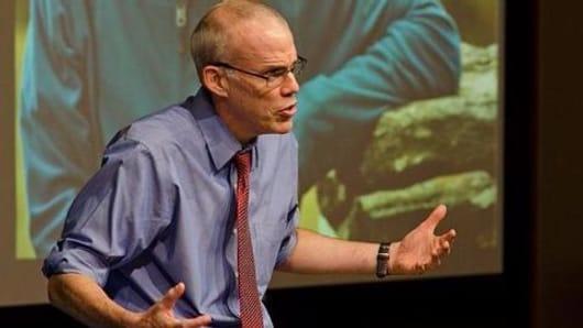 McKibben's efforts against Climate Change