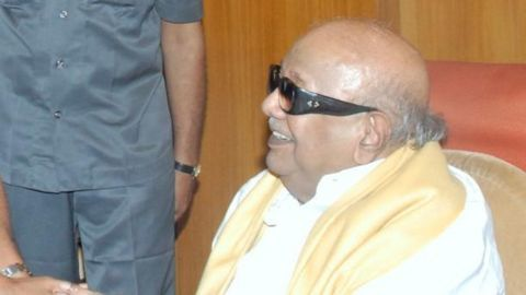 Appraise people about Assembly developments: Karunanidhi