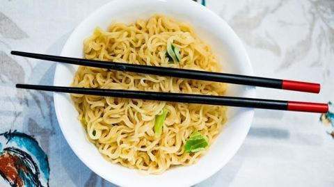Ramen noodles: Most valuable prison currency in US