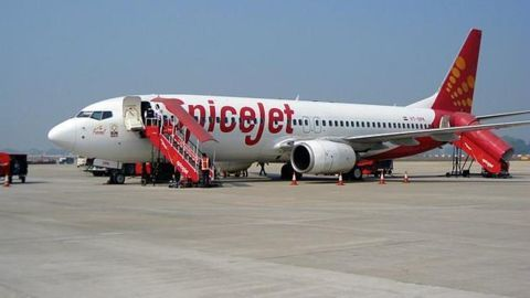 Requests made by SpiceJet