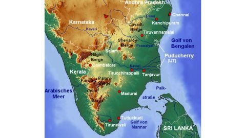 The Cauvery River Water Dispute