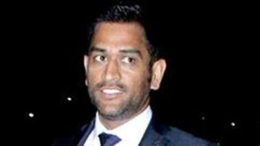 The Mahi way - Captain cool's cricketing journey