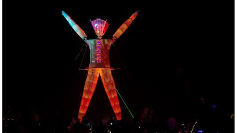 30 years of the Burning Man Festival