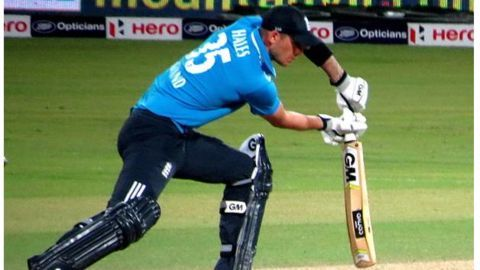 Alex Hales puts up highest score for England