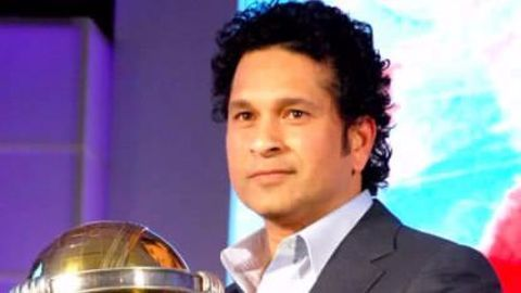 Sachin Tendulkar launches his own sports management company